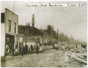 Clinton Union Building 1905