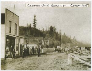 Clinton Union Building 1905