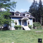 #7 Skarberg House – Clinton   Location: Heggenes Rd. Builder: Year built: Owners: Kitty and Gordon Adams Notes: