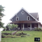 #10 Pickens House – Clinton   Location: Maxwelton Rd Builder: Craw Year built: Owners: Bob Pickens Notes:
