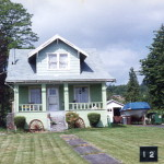 #12 Ford House – Clinton  Location: Humphrey Rd Builder: Year built: Owners: 1947 Nels Ford, 1993 Fanchers Notes: