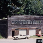 #30 Ford Garage – Glendale  Location: Glendale Rd. Builder: Bill Peterson Year built: 1920s Owners: Bill Peterson Notes: This was…