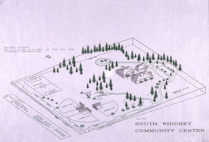 SW Community Park Map