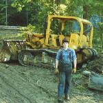 Mike Madsen – bulldozer.