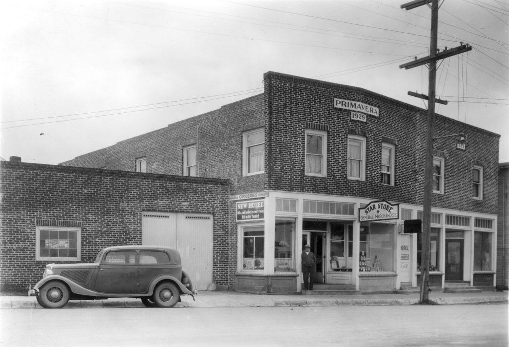 Primavera Building 1933c