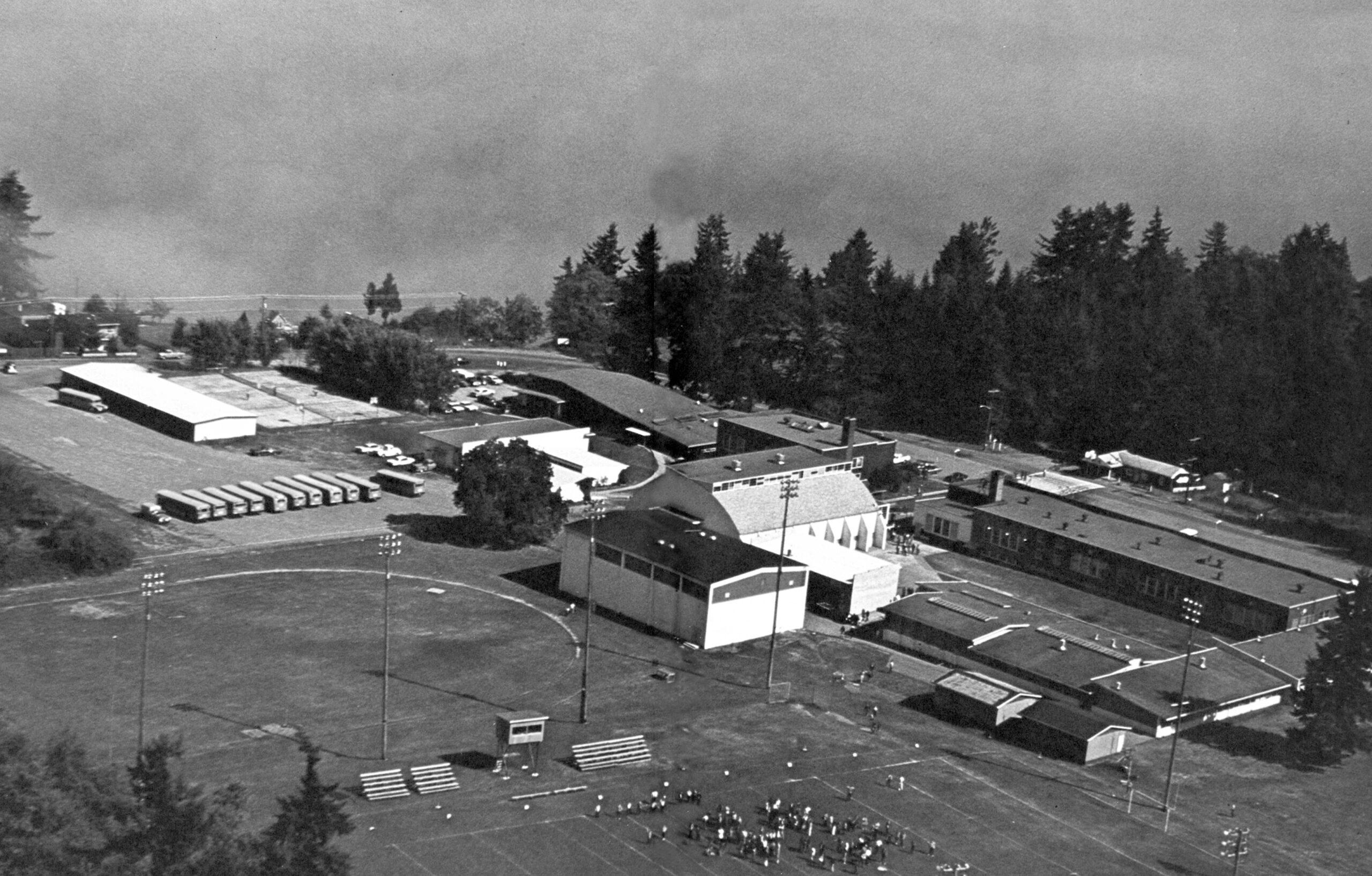 """Origins & Memories"" video traces development of early Langley Schools plus LMS"