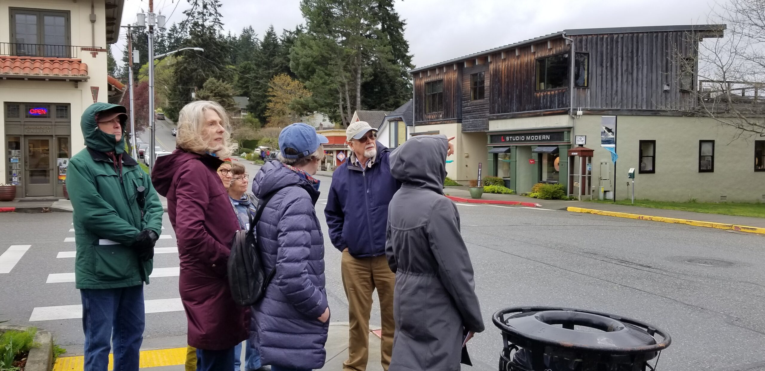 Langley History Walking Tours