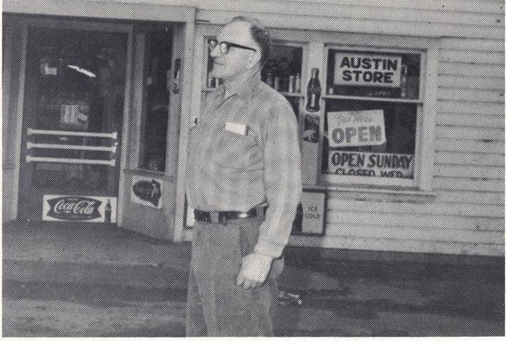 Austin 'Deke' Marshall