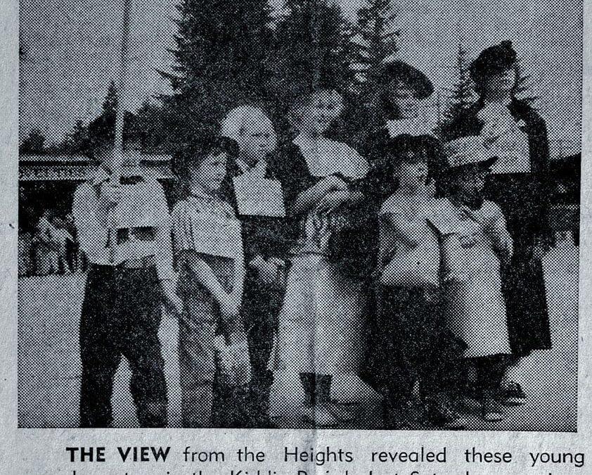Throwback Thursday from the 1960 Island County Fair