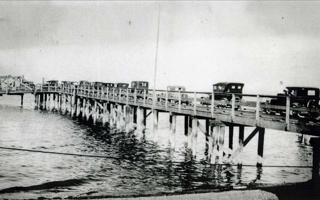The Car Ferry Service