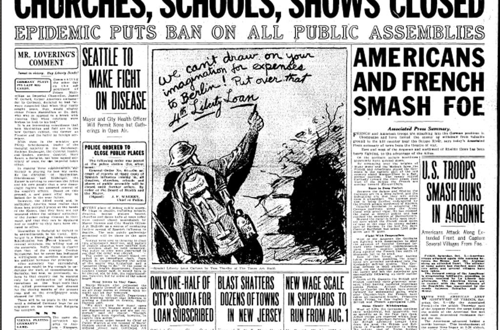 Reflections on the 1918 Pandemic