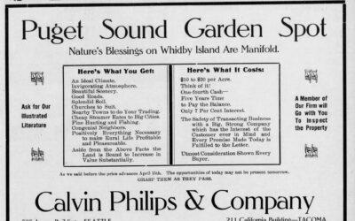 Puget Sound Garden Spot