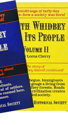 All Three Volumes of South Whidbey History by Lorna Cherry
